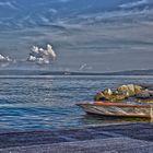 El bote de Kastela