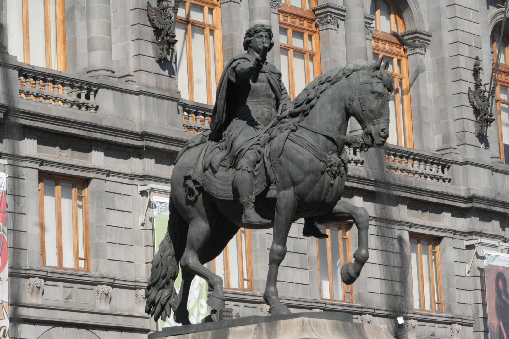 El caballito Centro Historico Cd. de Mexico