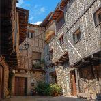 El callejón --San Martín del Castañar, Salamanca--