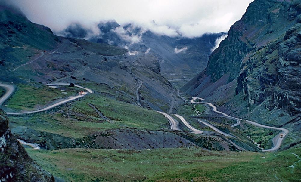 El Camino de la Muerte - Die gefährlichste Strasse der Welt