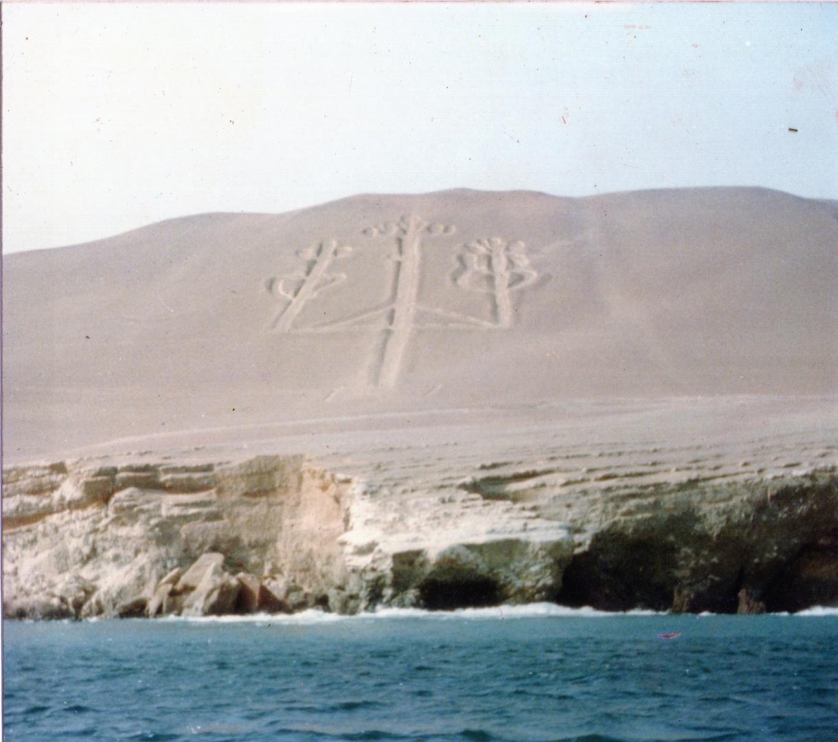 El Candelabro - Paracas - Ica - Perú