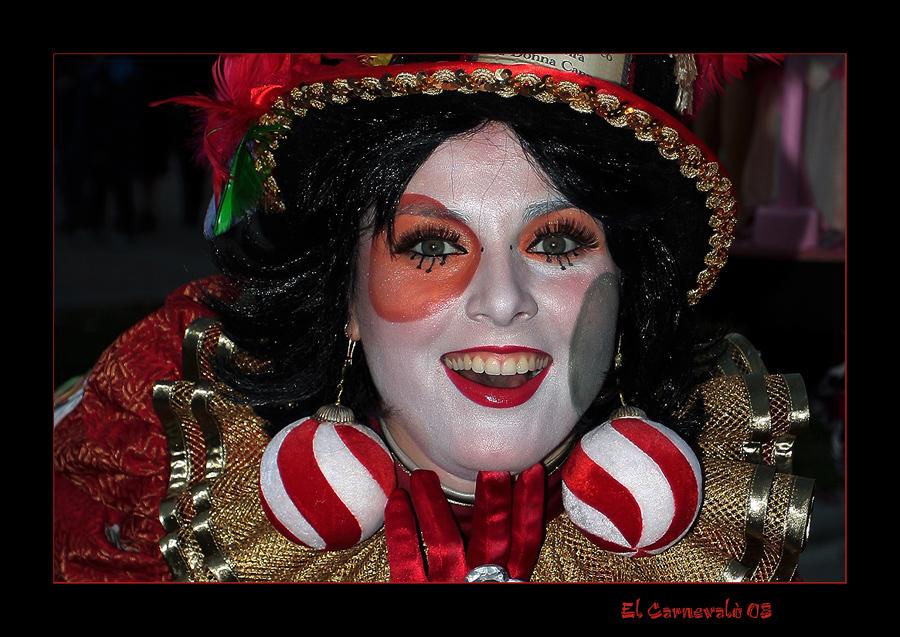 El Carnevalò - La donna cannone