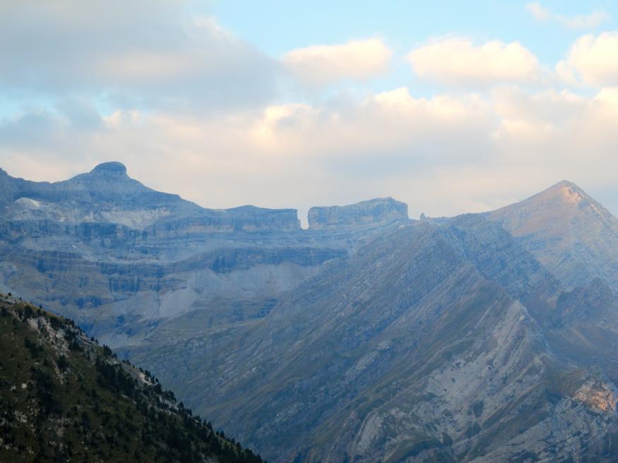 El Casco, Brecha de Rolando y Taillon
