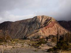 El color de los cerros