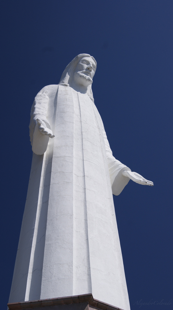 el cristo de Tenancingo