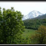El Cueto Albo (2414m de altitud).