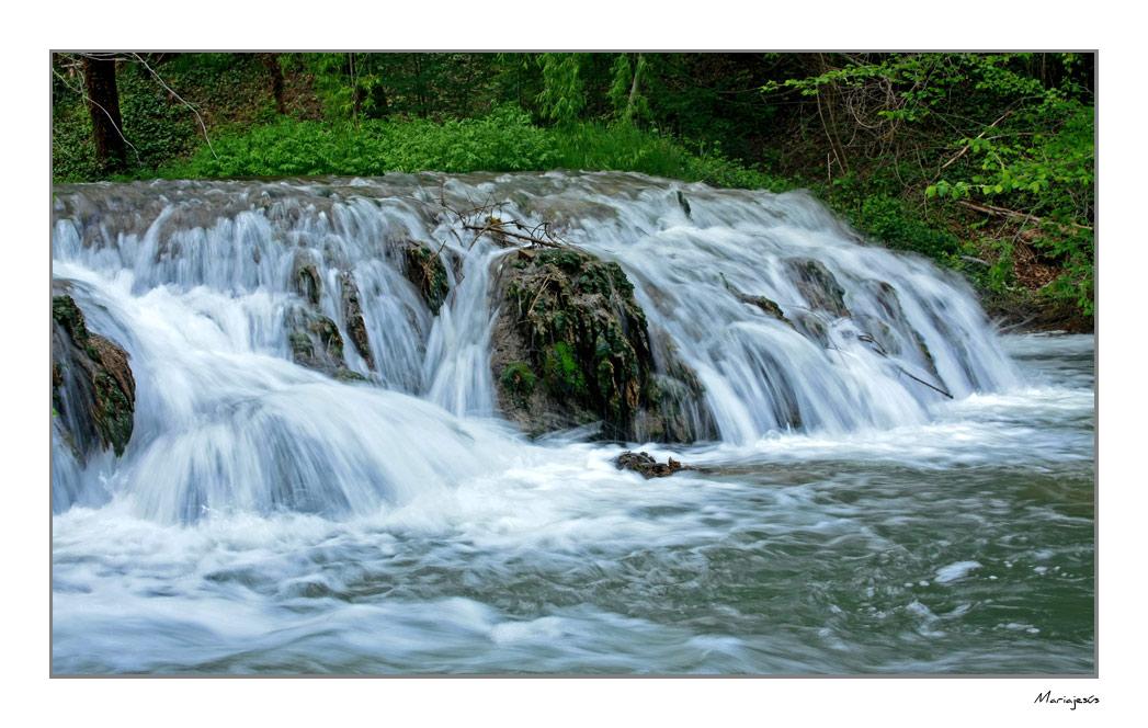 El curso del agua..