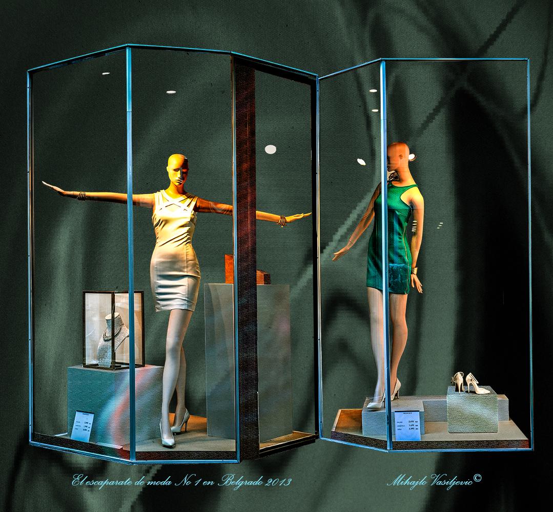 El escaparate de moda No 1 en Belgrado 2013