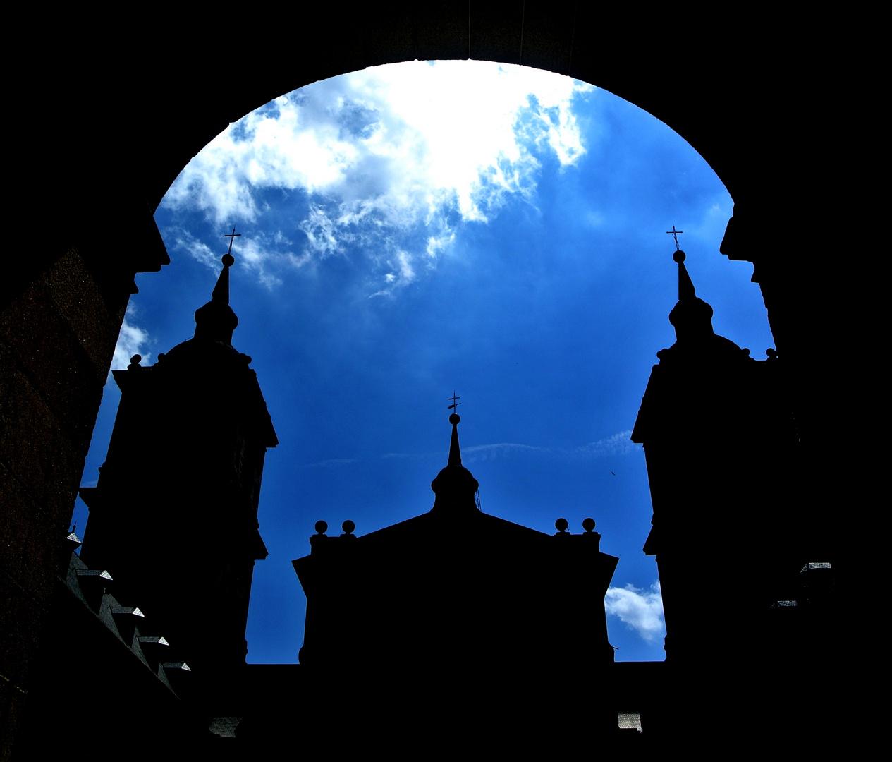 El Escorial_Monasterio
