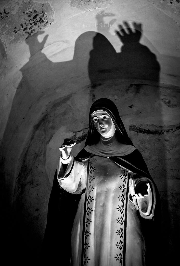 El fantasma de Santa Catalina...