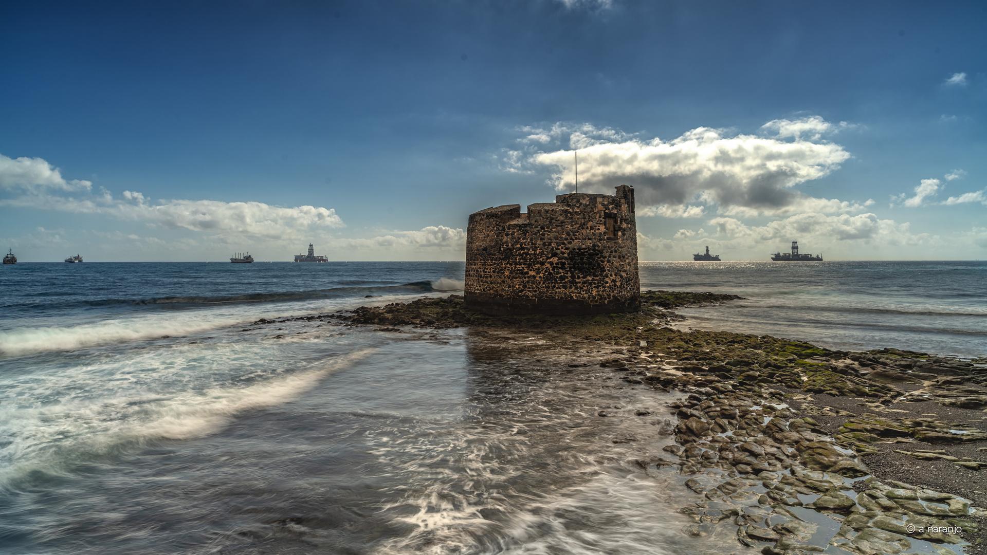 EL FORTIN DE SAN CRISTOBAL -GRAN CANARIA