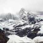 El glaciar del Frances