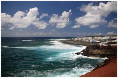 - El Golfo - der Ort -