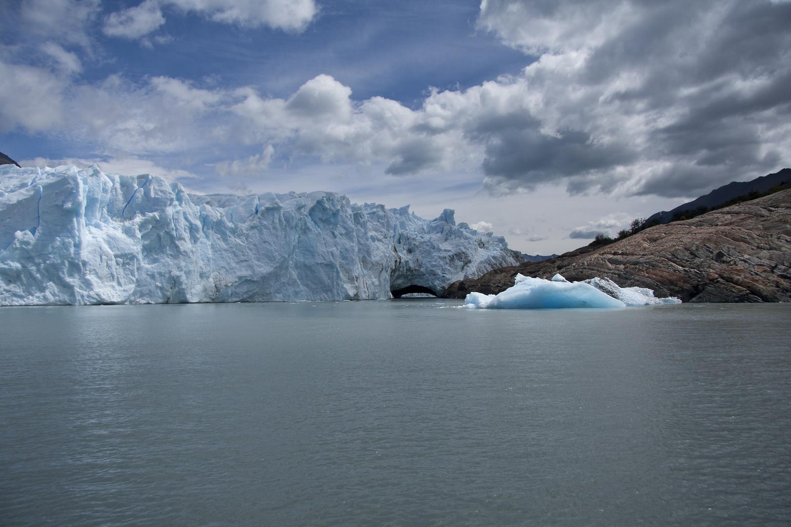 El gran espectáculo del Perito Moreno II
