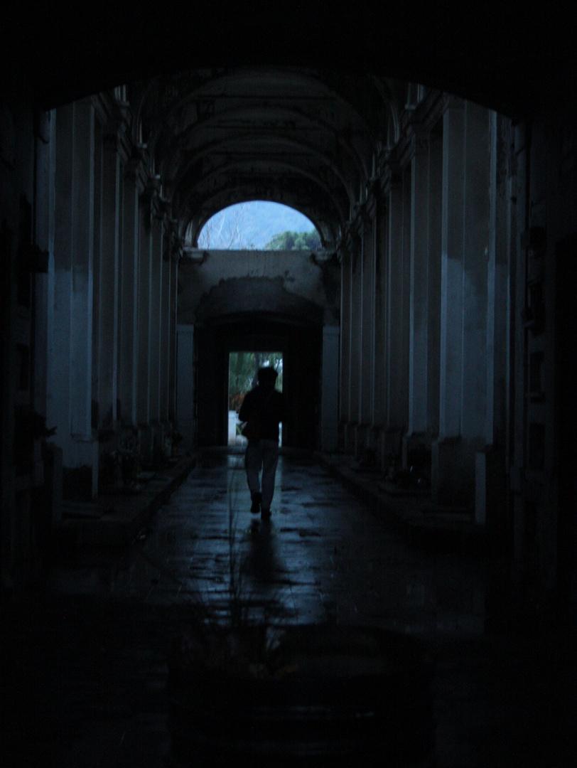 El gran mausoleo