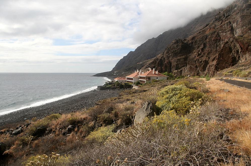 El Hierro, Las Playas y El Parador