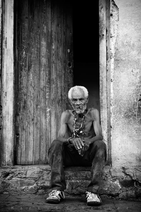el hombre viejo