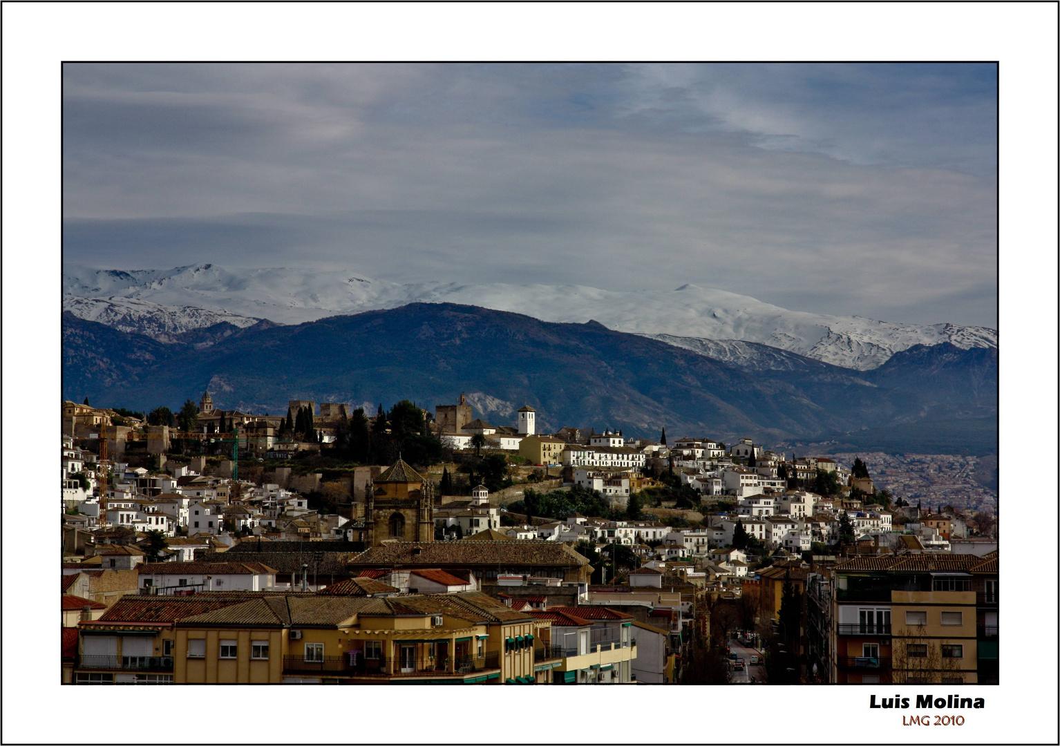 El Horizonte Blanco....