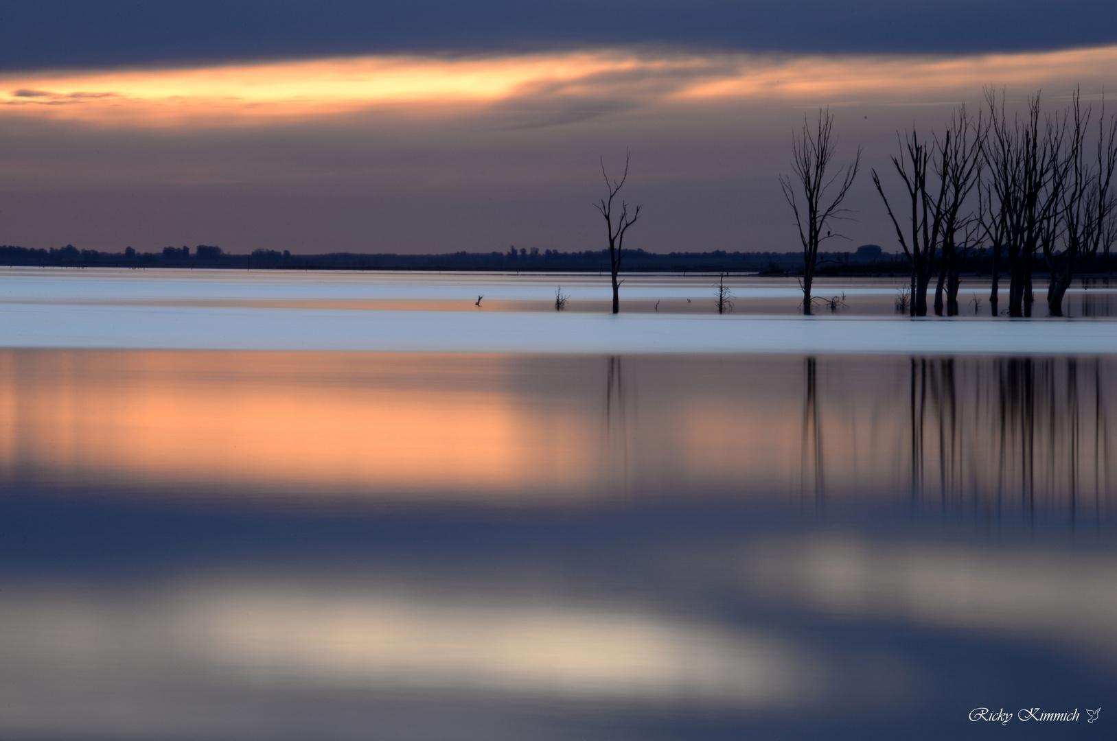 El Lago de Epecuén