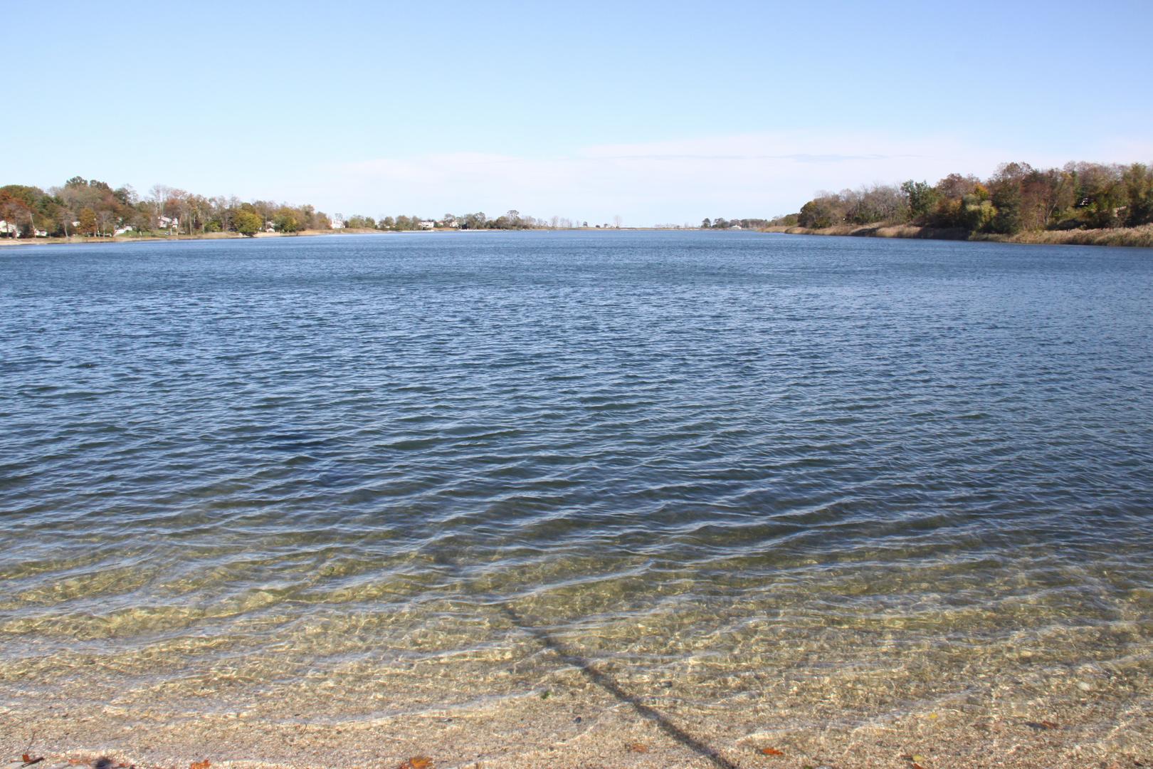 El lago de la tranquilidad