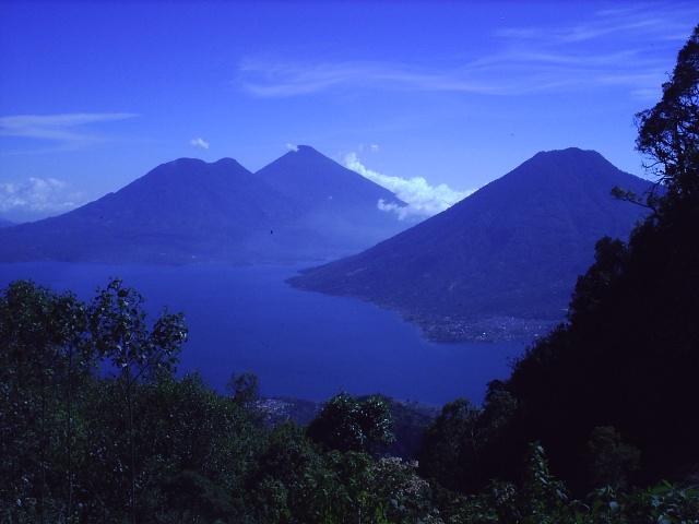 El Lago mas hermoso del mundo