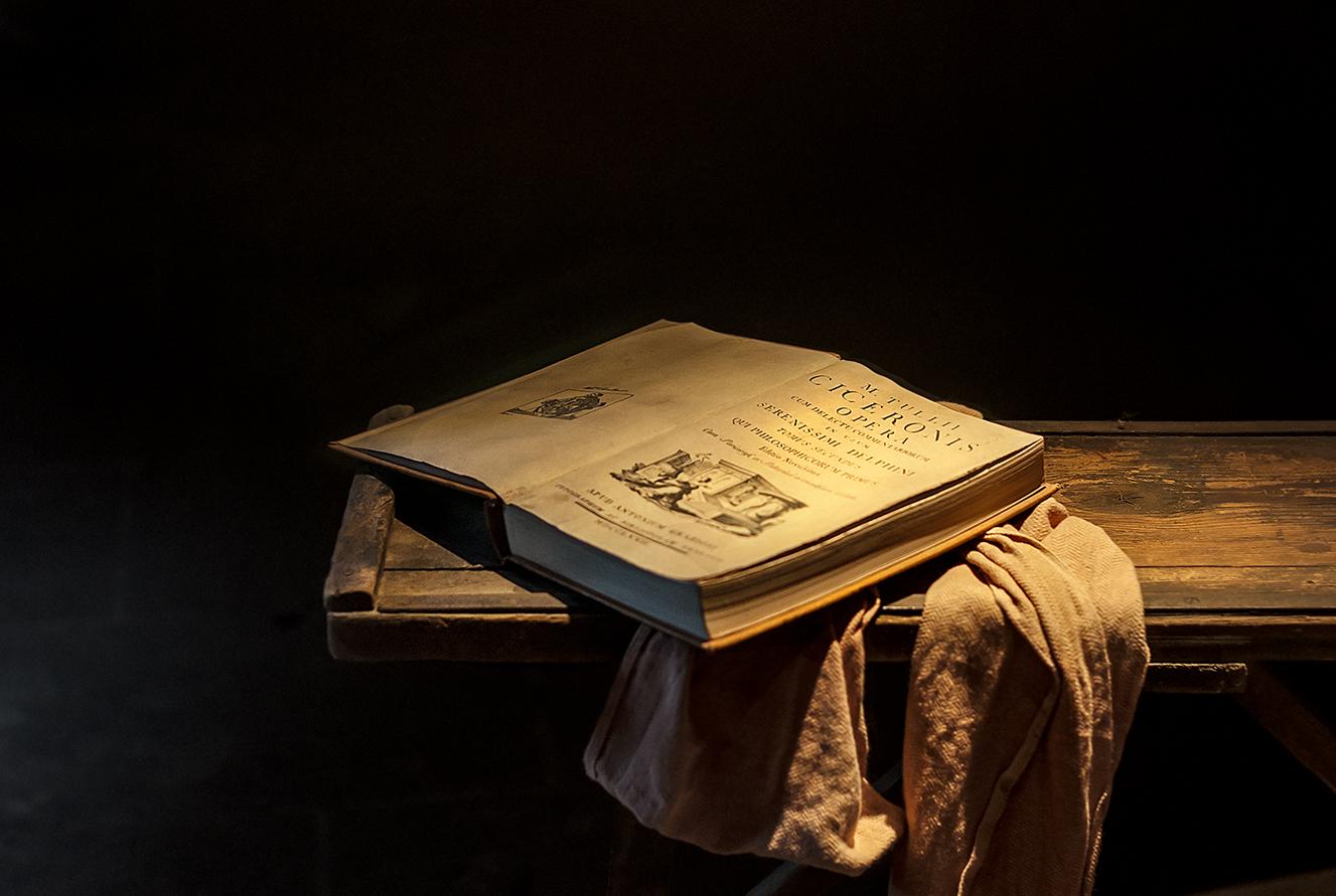 El libro...