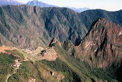 El Machu Pichu