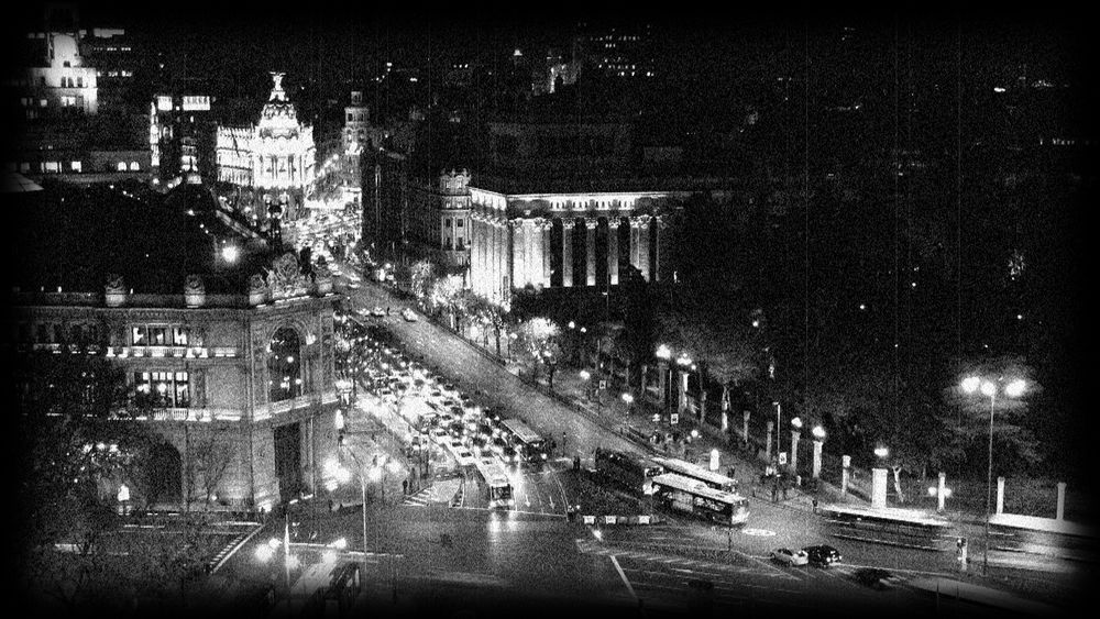 El Madrid antiguo
