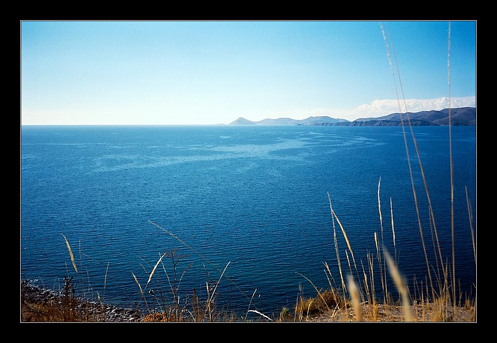 - el mar a 3810 m.s.n.m. -