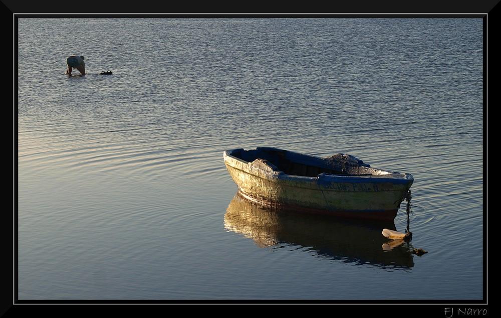 El mariscador