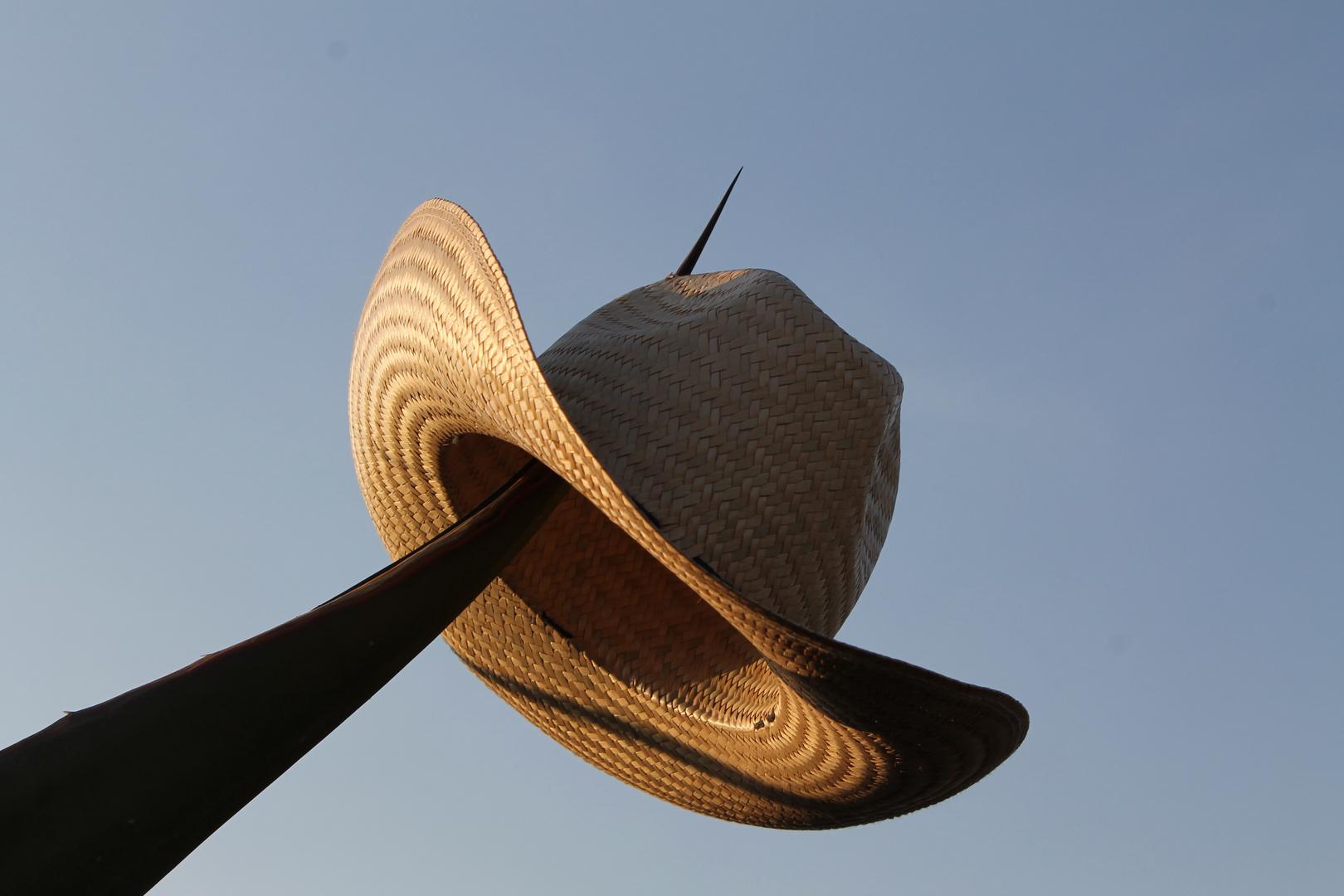 El misterio del sombrero!