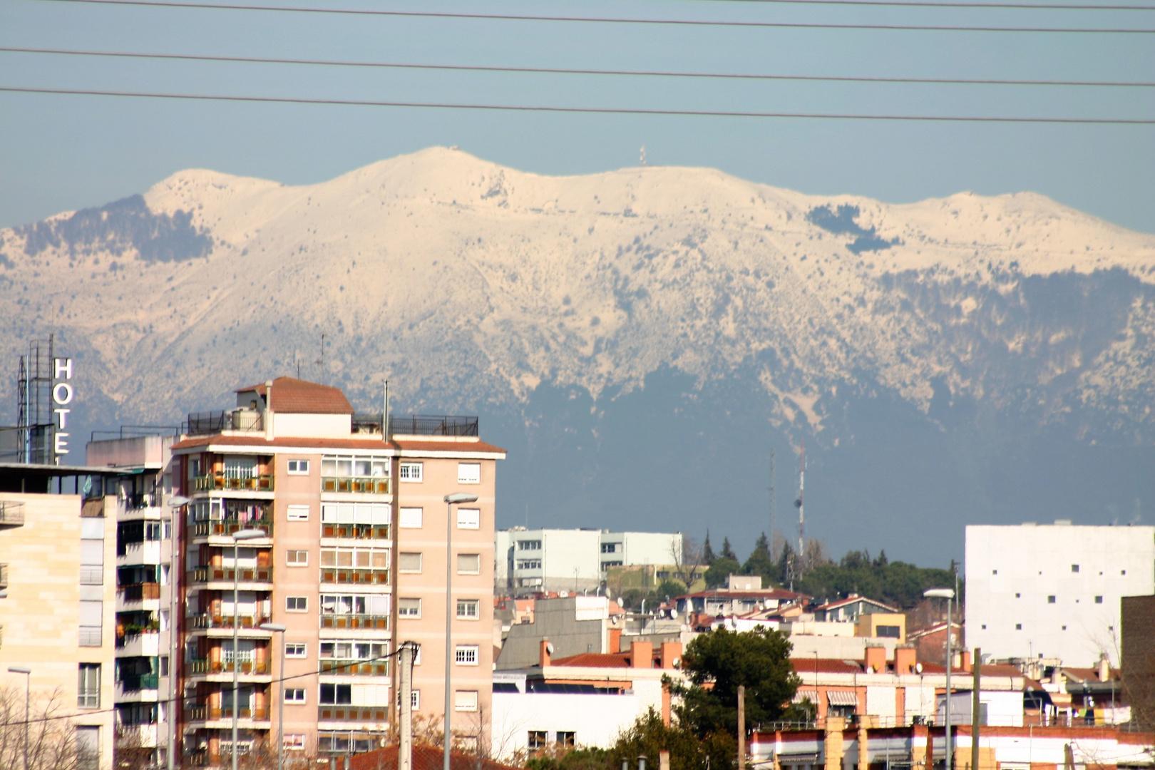 el montseny desde granollers barcelona distancia 50 k.m Imagen ...