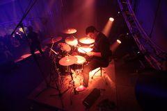 el motor  -  red light in the drums - Timm Lamprecht