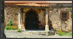 El Muyo Kirchenportal