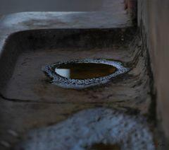 El ojo de la fuente (Font Pública 1882 C.Sant Antoni Cubelles)