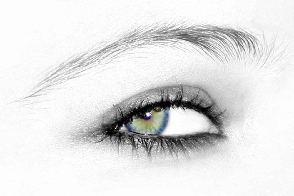 El ojo de Martina