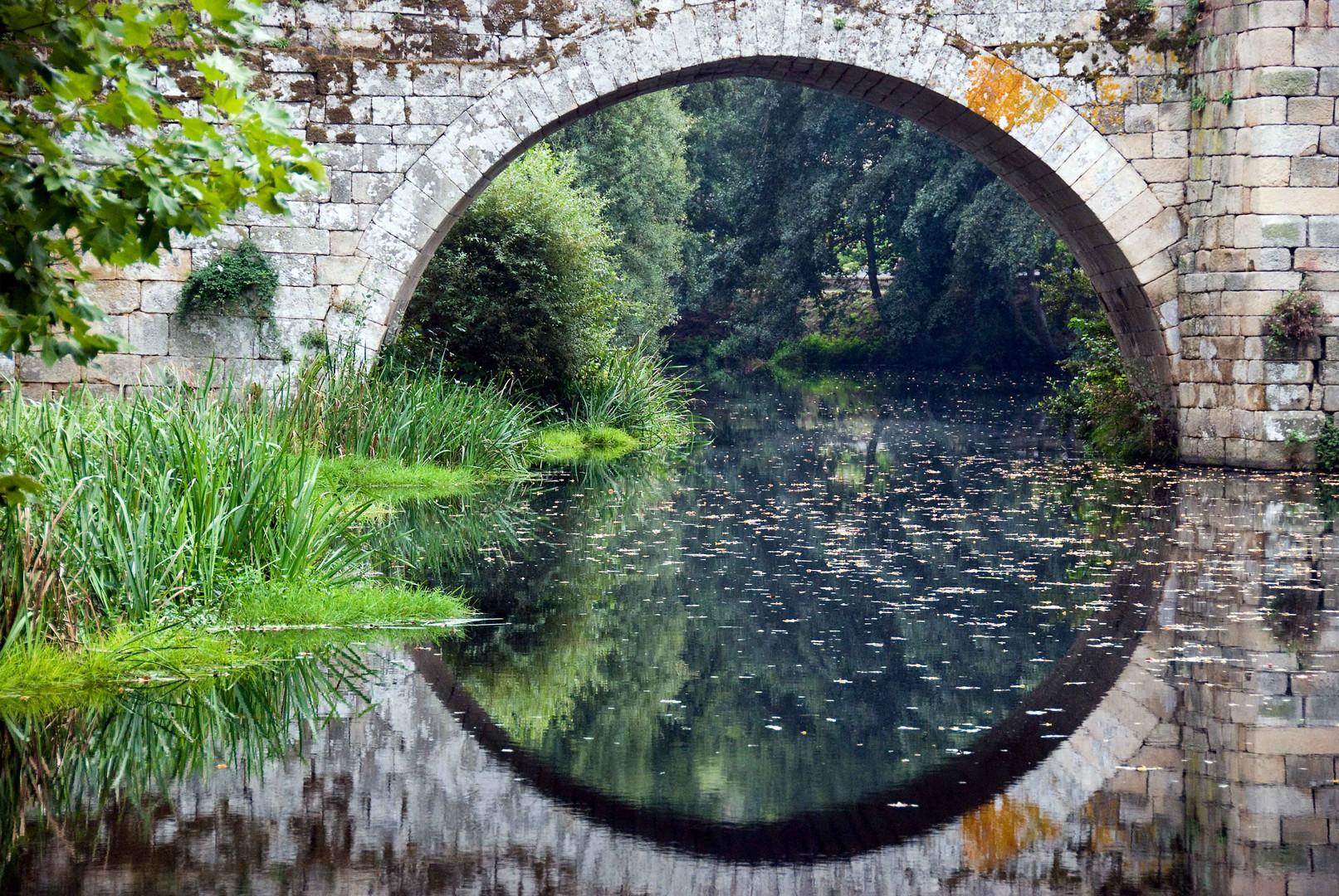 El ojo del puente.
