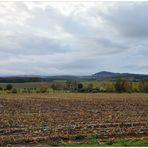 El otoño ha empezado (der Herbst hat begonnen)