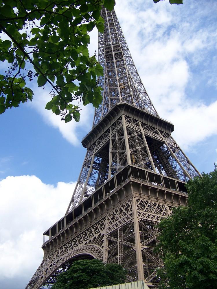 el otro lado de la torre