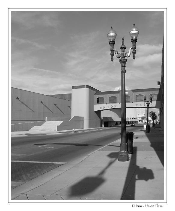 El Paso - Union Plaza