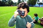El pequeño fotógrafo
