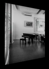 El piano de cola