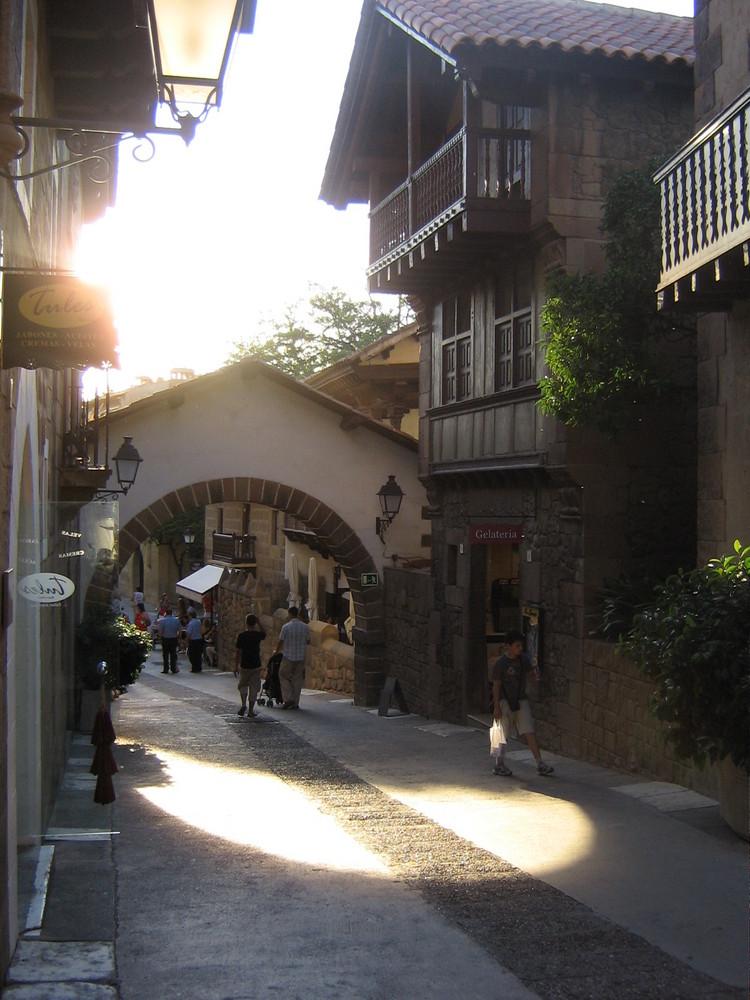 El poble espanol