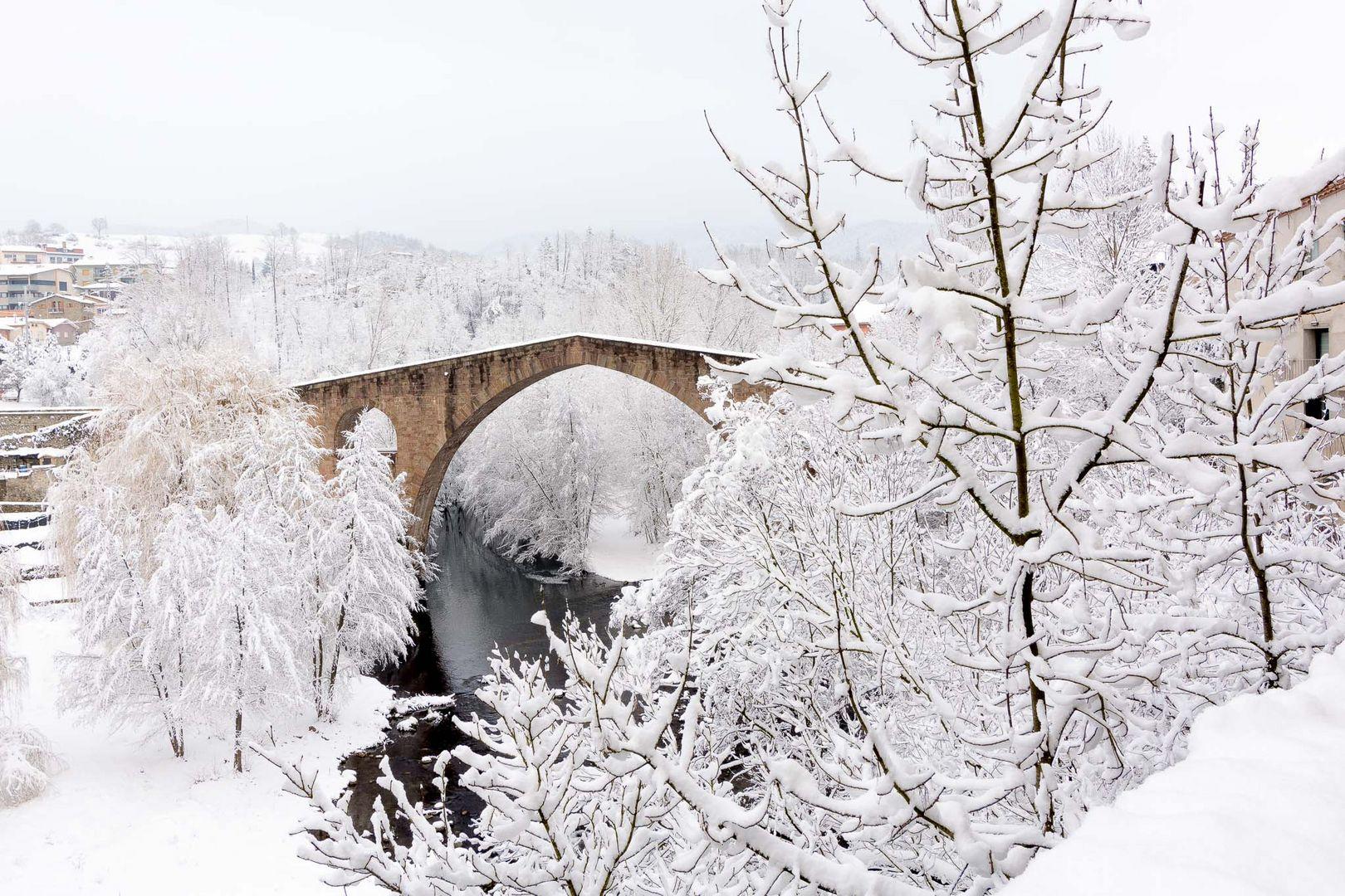 El Pont Vell de Sant Joan de les Abadesses