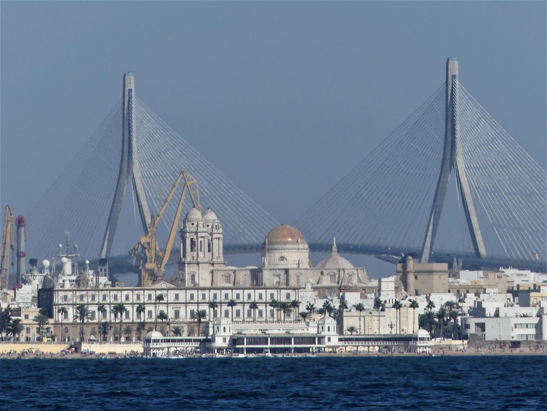 El puente de Cádiz