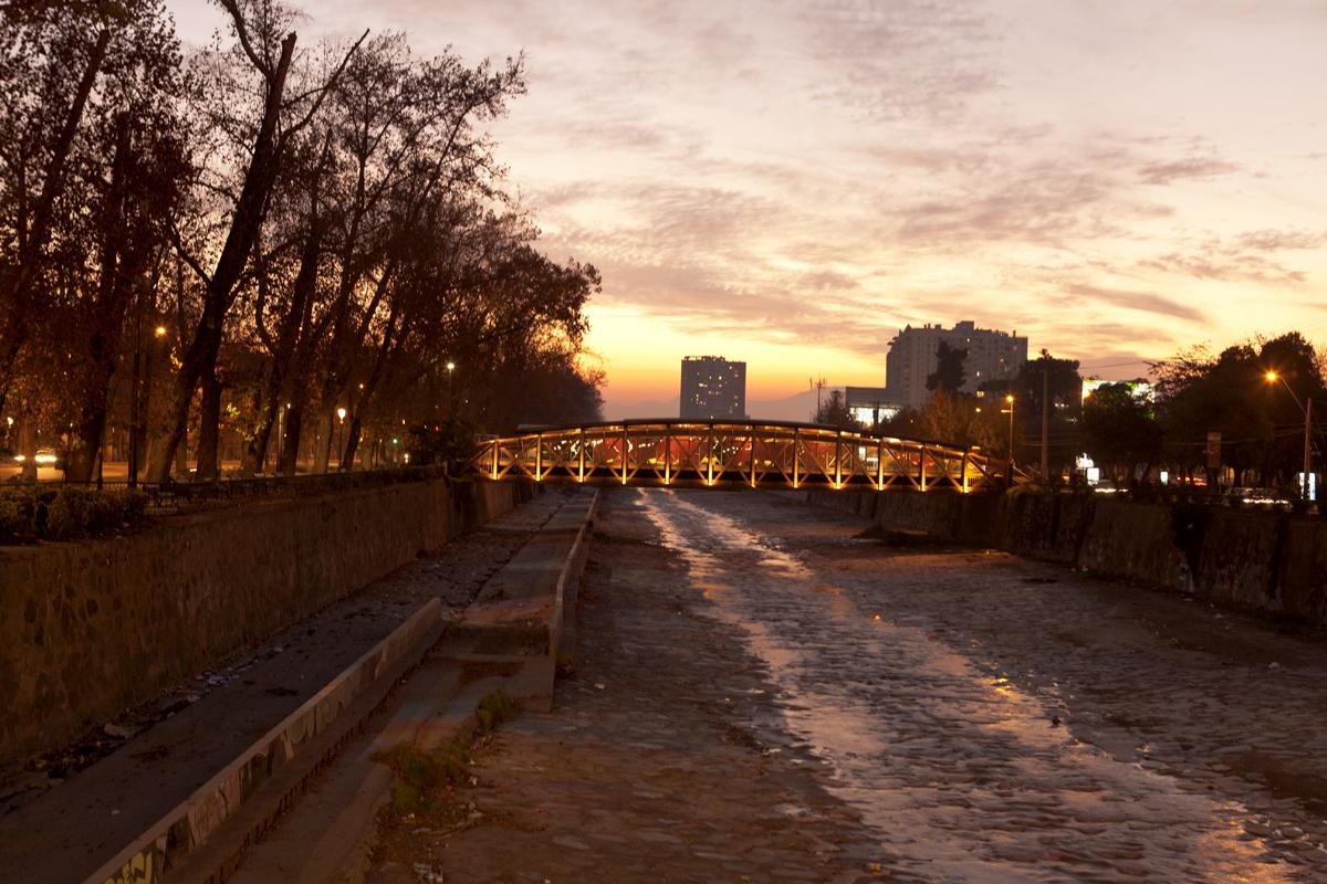 El puente de Luz