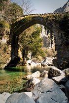 El puente de piedra.