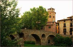 El puente romano de Vic