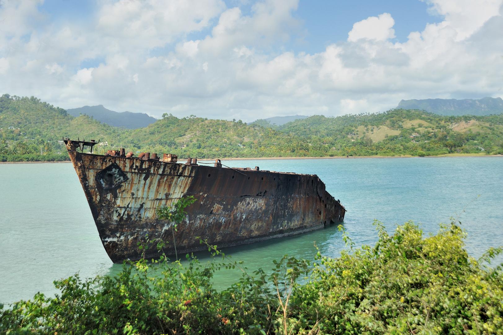 el puerto de Baracoa 1