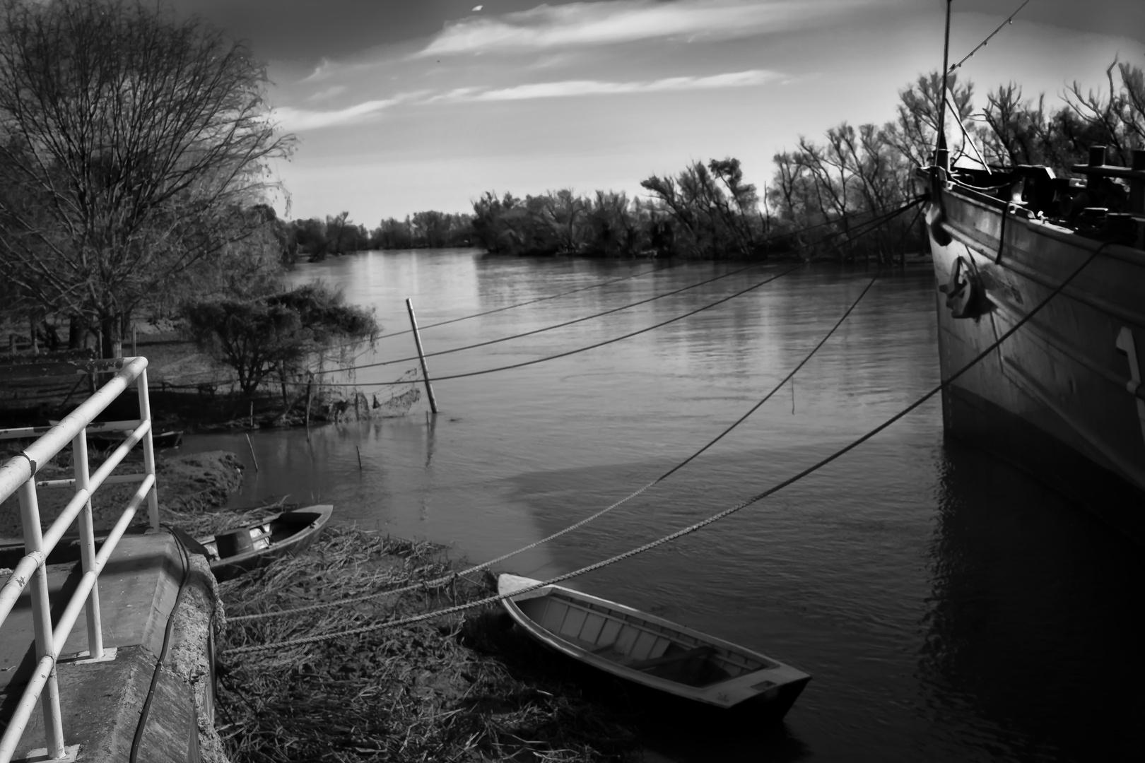 El río I